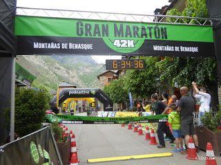 P1260569 - Fotos Gran Maratón Montañas de Benasque