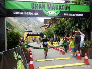 P1260572 - Fotos Gran Maratón Montañas de Benasque