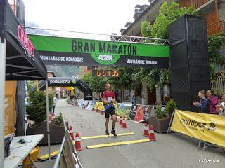 P1260581 - Fotos Gran Maratón Montañas de Benasque