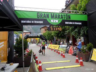 P1260599 - Fotos Gran Maratón Montañas de Benasque