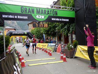 P1260601 - Fotos Gran Maratón Montañas de Benasque
