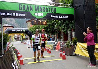 P1260602 - Fotos Gran Maratón Montañas de Benasque