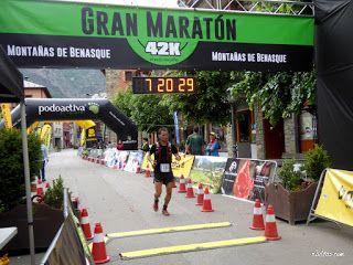 P1260608 - Fotos Gran Maratón Montañas de Benasque