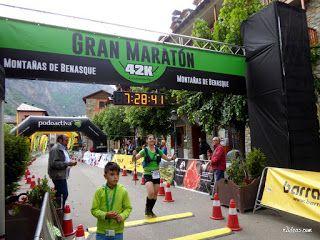 P1260614 - Fotos Gran Maratón Montañas de Benasque