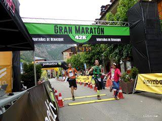 P1260626 - Fotos Gran Maratón Montañas de Benasque