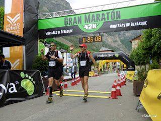 P1260635 - Fotos Gran Maratón Montañas de Benasque