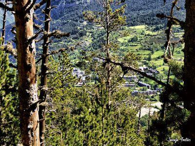 P1260848 fhdr - He vuelto a Las Tres Cascadas de Cerler, Valle de Benasque.