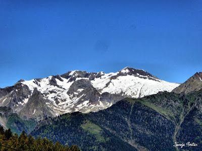 P1260855 fhdr - He vuelto a Las Tres Cascadas de Cerler, Valle de Benasque.