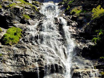 P1260864 fhdr - He vuelto a Las Tres Cascadas de Cerler, Valle de Benasque.