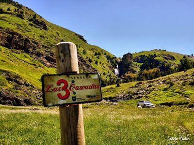 P1260882 fhdr - He vuelto a Las Tres Cascadas de Cerler, Valle de Benasque.
