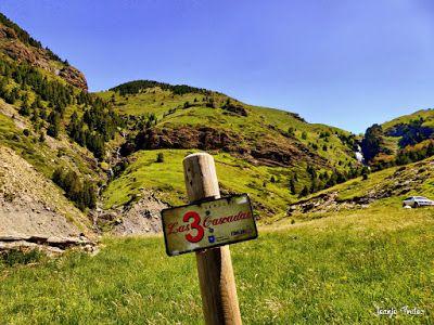 P1260883 fhdr - He vuelto a Las Tres Cascadas de Cerler, Valle de Benasque.