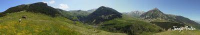 Panorama2 - Subida a Picalbo (2.270 m), Cerler