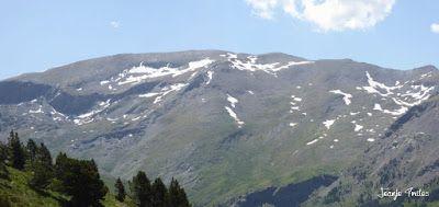 Panorama4 - Subida a Picalbo (2.270 m), Cerler
