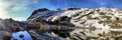 Panorama5 001 fhdr 2 - Tuca de Urmella, powder en Cerler, Valle de Benasque.