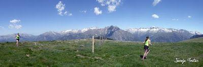 Panorama7 - Subida a Picalbo (2.270 m), Cerler