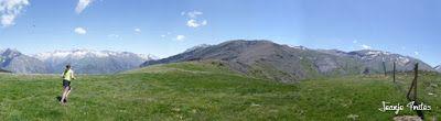 Panorama8 - Subida a Picalbo (2.270 m), Cerler