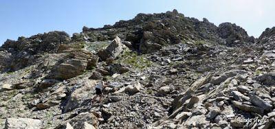 Panorama2 001 - Entre sarrios por Ardonés, Valle de Benasque.