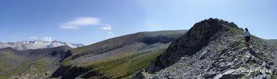 Panorama6 001 - Entre sarrios por Ardonés, Valle de Benasque.