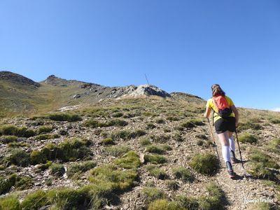P1280069 - Pico Gallinero, el Everest de Aramón-Cerler.