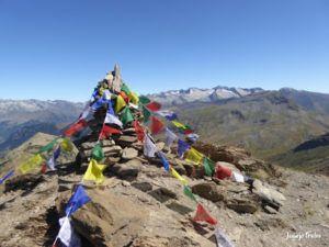 P1280091 300x225 - Pico Gallinero, el Everest de Aramón-Cerler.