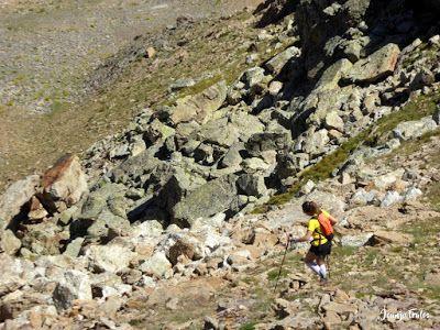 P1280122 - Pico Gallinero, el Everest de Aramón-Cerler.