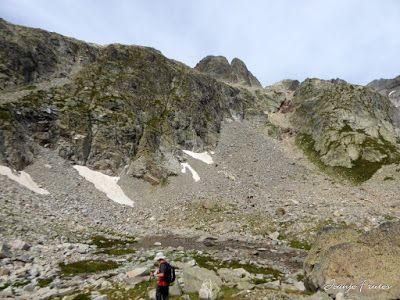 P1280529 - Ibón Blanco de Literola, Valle de Benasque.