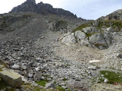 P1280534 - Ibón Blanco de Literola, Valle de Benasque.