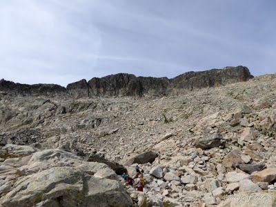 P1280557 - Ibón Blanco de Literola, Valle de Benasque.