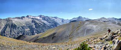 Panorama11 001 fhdr 1 - Ruta Las Tres Cascadas de Cerler con mucha agua ...