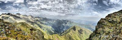Panorama14 001 fhdr - Subiendo al pico Sacroux, Valle de Benasque