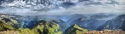 Panorama15 001 fhdr - Subiendo al pico Sacroux, Valle de Benasque