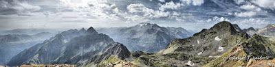 Panorama16 001 fhdr - Subiendo al pico Sacroux, Valle de Benasque