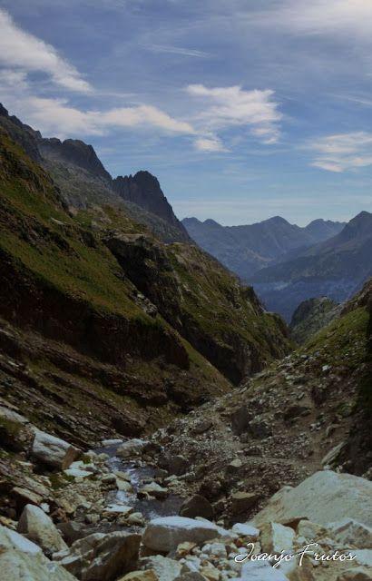 Panorama2 001 1 - Ibón Blanco de Literola, Valle de Benasque.