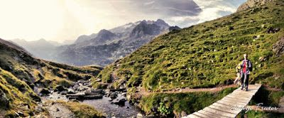 Panorama20 001 fhdr - Subiendo al pico Sacroux, Valle de Benasque