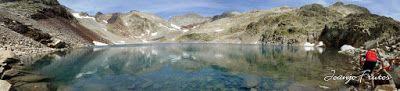Panorama21 001 - Ibón Blanco de Literola, Valle de Benasque.