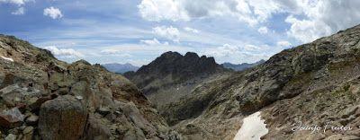 Panorama23 001 - Ibón Blanco de Literola, Valle de Benasque.