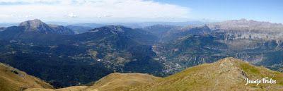 Panorama3 001 2 - Pico Gallinero, el Everest de Aramón-Cerler.