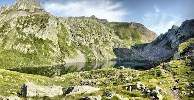 Panorama3 001 fhdr - Subiendo al pico Sacroux, Valle de Benasque