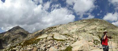 Panorama31 001 - Ibón Blanco de Literola, Valle de Benasque.