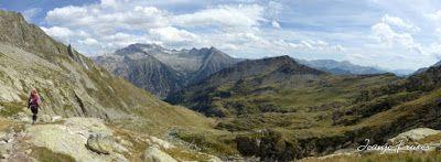 Panorama34 001 - Ibón Blanco de Literola, Valle de Benasque.