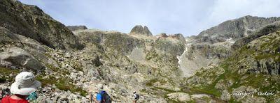 Panorama4 001 1 - Ibón Blanco de Literola, Valle de Benasque.