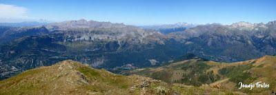 Panorama4 001 2 - Pico Gallinero, el Everest de Aramón-Cerler.