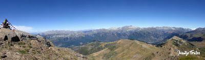 Panorama5 001 2 - Pico Gallinero, el Everest de Aramón-Cerler.