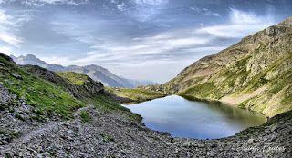 Panorama7 001 fhdr - Subiendo al pico Sacroux, Valle de Benasque