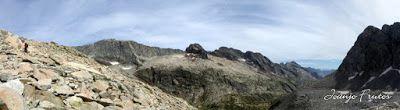 Panorama9 001 - Ibón Blanco de Literola, Valle de Benasque.
