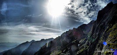 Panorama9 001 fhdr - Subiendo al pico Sacroux, Valle de Benasque