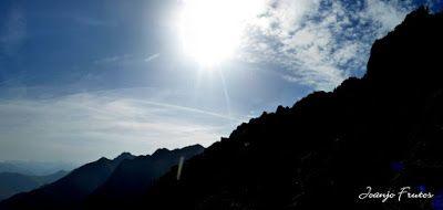 Panorama9 - Subiendo al pico Sacroux, Valle de Benasque