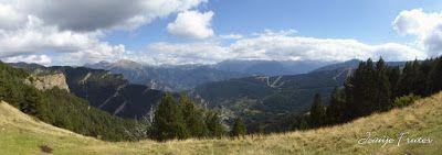 Panorama3 001 - Andorra, el verdadero país de los Pirineos.