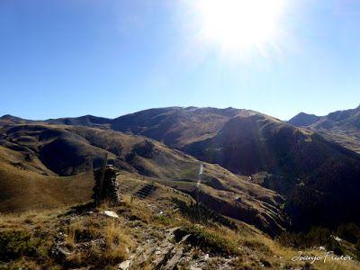 P1300532 - Entrenos y visualizaciones por Ardonés, Valle de Benasque.