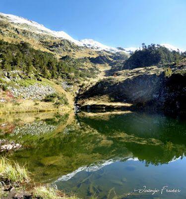 Panorama1 001 - Maladetas más nevada, Valle de Benasque